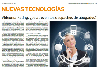 Hans A. B�ck sobre video Marketing