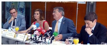 """Francisco Real, decano  del ICAV: """"La solución no es cambiar el modelo de turno de oficio, sino  mejorarlo"""""""