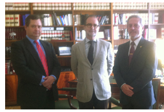 Resultado de imagen de Corte Nacional de Arbitraje Civil, Mercantil y Marítimo de Las Palmas
