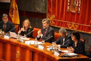 """Carlos Lesmes: """"En materia de igualdad, nunca deberíamos darnos por satisfechos"""""""