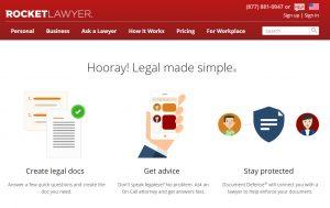 Rocket Lawyer y Editions Lefebvre Sarrut ofrecerán servicios legales asequibles en España