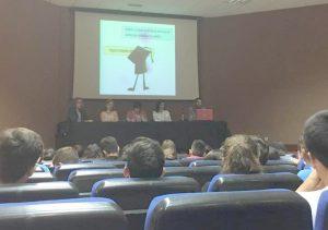 """Más de 1000 jóvenes participan en """"Educando en justicia igualitaria"""""""