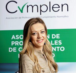 """Cristina del Val (Cumplen): """"En absoluto creo que en España haya una burbuja en Compliance"""""""