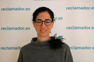 Belén Achaerandio, nueva responsable de marketing online en reclamador.es