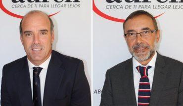 Gonzalo Checa y Eusebio Caballero, socios de Auren Real Estate
