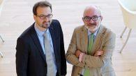 Andoni García Imaz (izda.) y Javier Segura (Dcha.), socios promotores de Lawyou