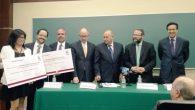 Pedro Gerson Ugalde y Ana Bertha Cruz Martínez reciben el I Premio de Innovación Jurídica