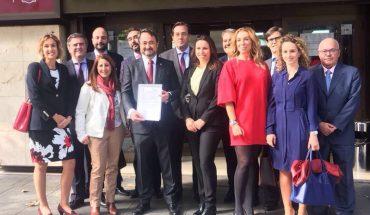 candidatura Javier Iscar a las elecciones del ICAM