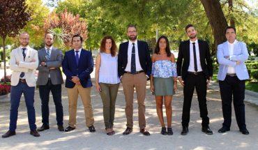 Directiva de Grupo de Abogados Jóvenes de Jaén
