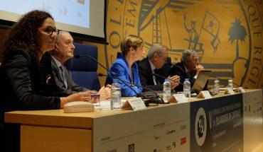 Inauguración V Jornadas sobre Prevención y Represión del Blanqueo de Capitales ICAIB