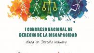 I Congreso Nacional de derecho de la Discapacidad
