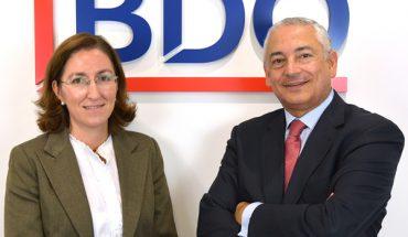 Belén Palao Bastardés y Carlos López de BDO Abogados