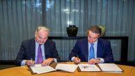 Procuradores y CaixaBank firman un acuerdo estratégico