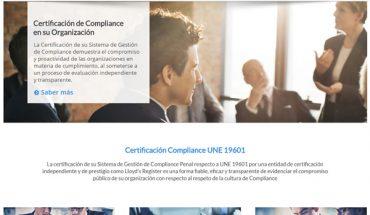 Lloyd's Register Quality Assurance en España web