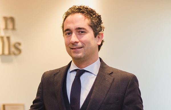 Hogan Lovells nombra a Jaime Bofill socio de Seguros y Reaseguros