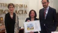 Ana María Gamboa Monte, Premio Anual del IX Concurso de Microrrelatos sobre Abogados
