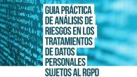 AEPD Guías de Análisis de Riesgo y Evaluación de Impacto en la Protección de Datos Personales