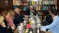 Agustín Quílez inaugura los Desayunos Jurídicos del ICA Jaén inaugura sus Desayunos Jurídicos