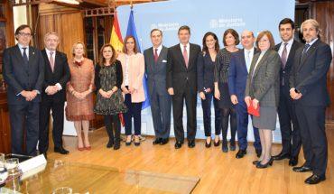 Junta de Gobierno del Colegio de Abogados de Madrid y Rafael Catalá