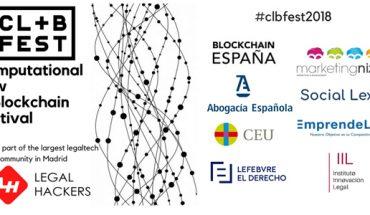 Madrid acoge el Computational Law & Blockchain Festival