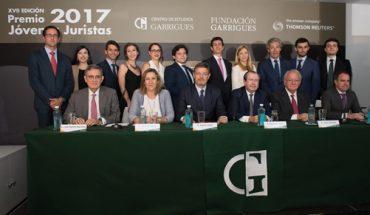 Premio Jóvenes Juristas de Centro de Estudios Garrigues