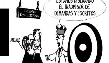Ubaldo LexNet INADMISOR