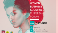 1st Women Business & Justice European Forum