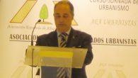 El Presidente de la Asociación de Abogados Urbanistas presenta el Curso de Urbanismo