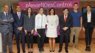 Fundación ONCE, Legálitas y Deporte Joven presentan la campaña #AmorNOesControl