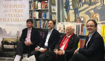 Mario Alonso publica su primera novela