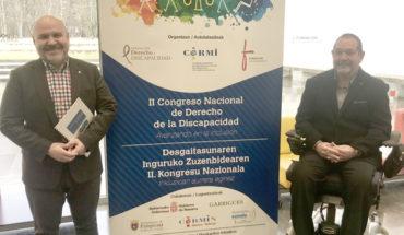 II Congreso Nacional del Derecho de la Discapacidad