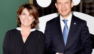 Dolores Delgado y Ignacio López Chocarro