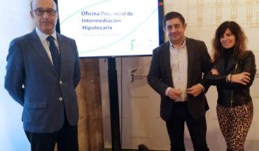 La Oficina de Intermediación Hipotecaria Jaén