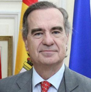 José María Alonso, Decano del Ilustre Colegio de Abogados de Madri