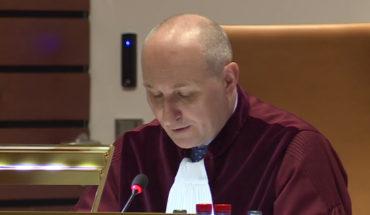 Abogado General del Tribunal de Justicia de la UE, Maciej Szpunar