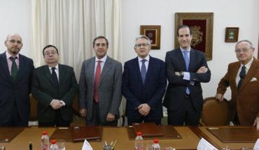 ICA Granada y Real Academia de Jurisprudencia y Legislación