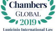 Lupicinio International Law Chambers & Partners 2019