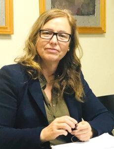 Magdalena Rico Palao, directora de Lexlegis