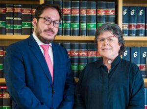 Marta Cortés y Alfredo Bayón, nuevos socios de fjm advocats
