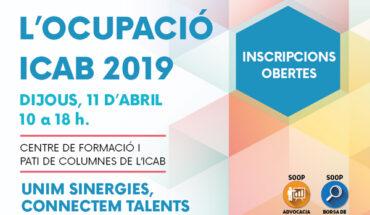 Feria del Empleo ICAB