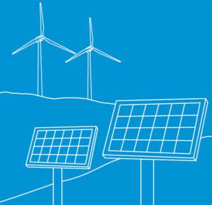 swaps empresas de energías renovables