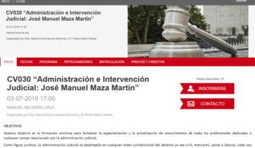 Cátedra de Administración e Intervención Judicial