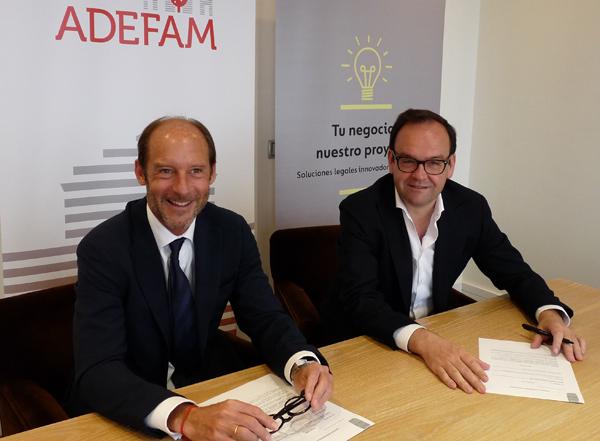 ADEFAM y Gómez-Acebo & Pombo Abogados