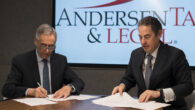 Andersen Tax & Legal y el Centro Universitario ESERP