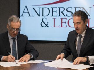 Andersen Tax & Legal y el Centro Universitario ESERP