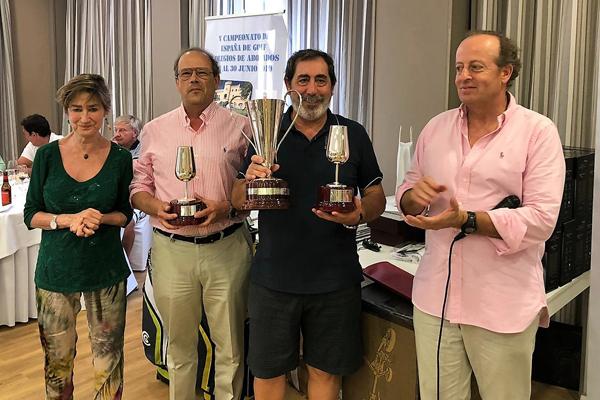 Campeonato de España de Golf para Abogados