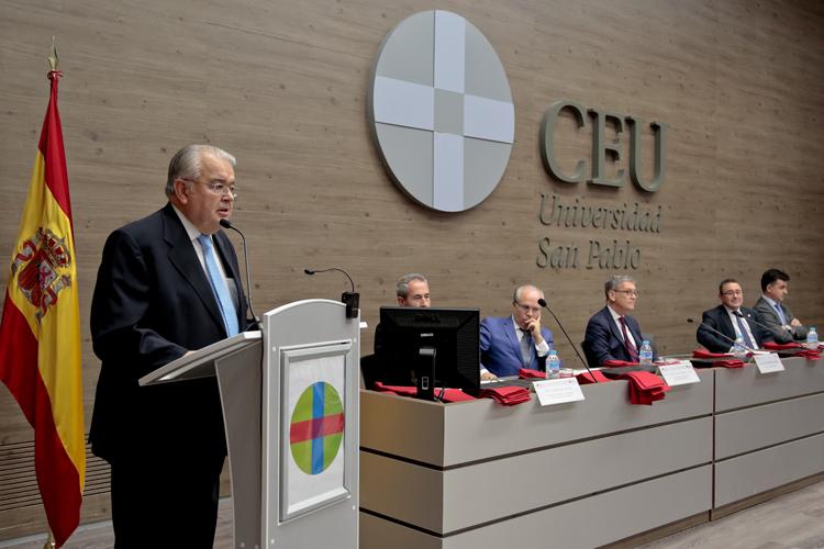VII promoción del Máster Universitario de Acceso a la Profesión de Abogado de la Universidad CEU San Pablo.