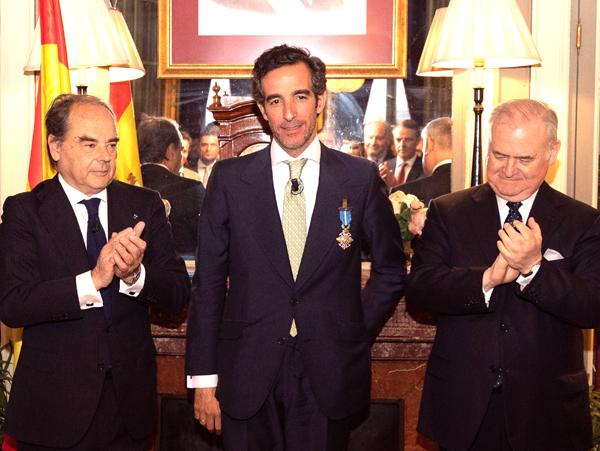 Juan José Sánchez Puig Orden del Mérito Civil