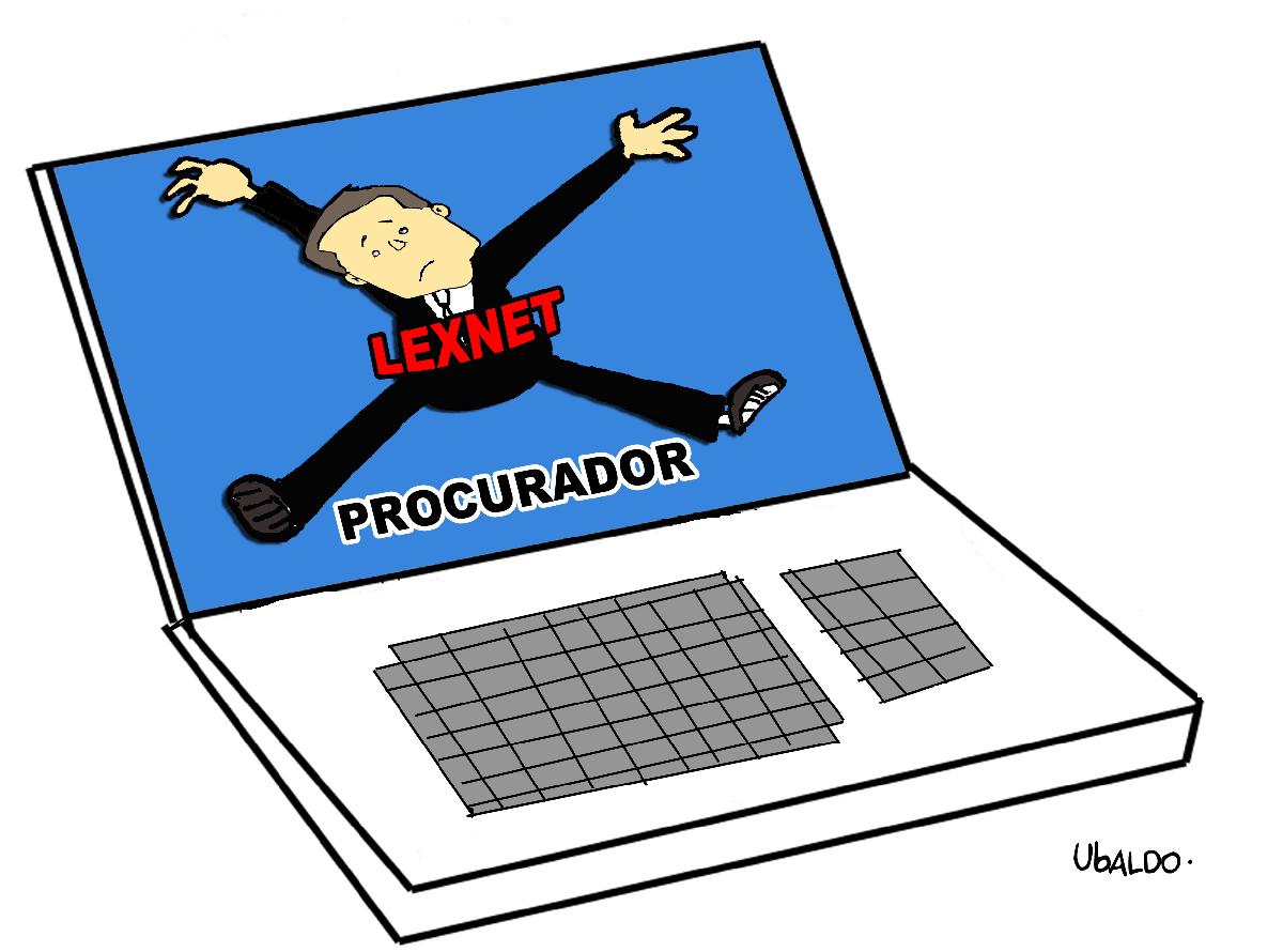 Ubaldo Lexnet pegados