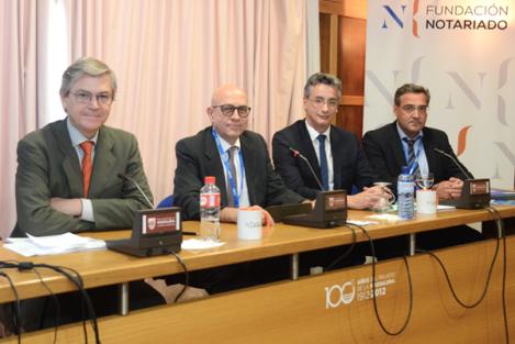 seminario organizado por la Fundación Notariado en la UIMP
